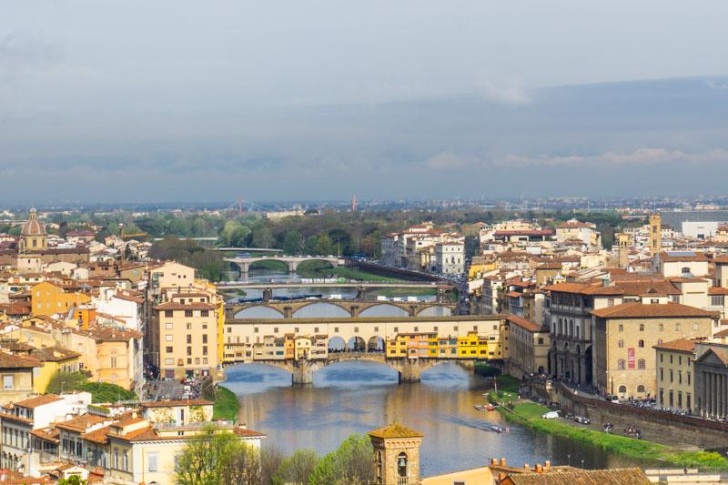 Ponte Vecchio passeios em Florença