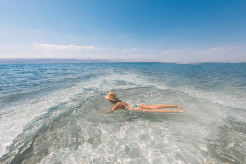 boiar no mar morto