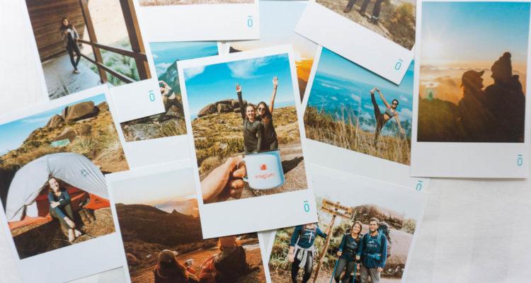 Como revelar FOTOS POLAROID: conheça a Phosfato e receba em casa suas fotos!