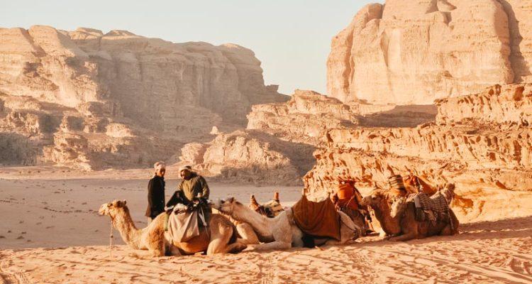 o que fazer na jordania