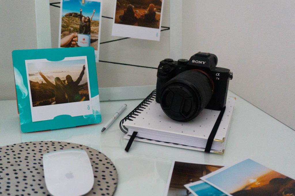 revelar fotos viagem