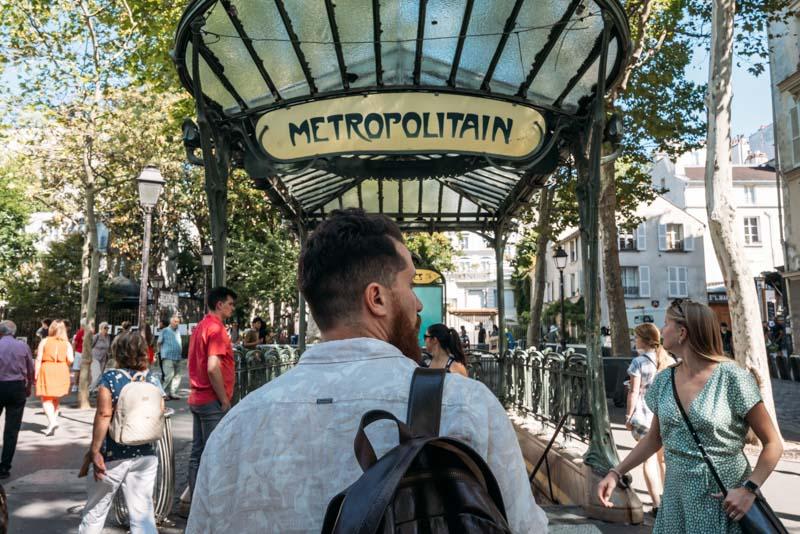metrô Paris