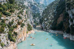 Gorges du Verdon: como chegar neste paraíso da Provence francesa