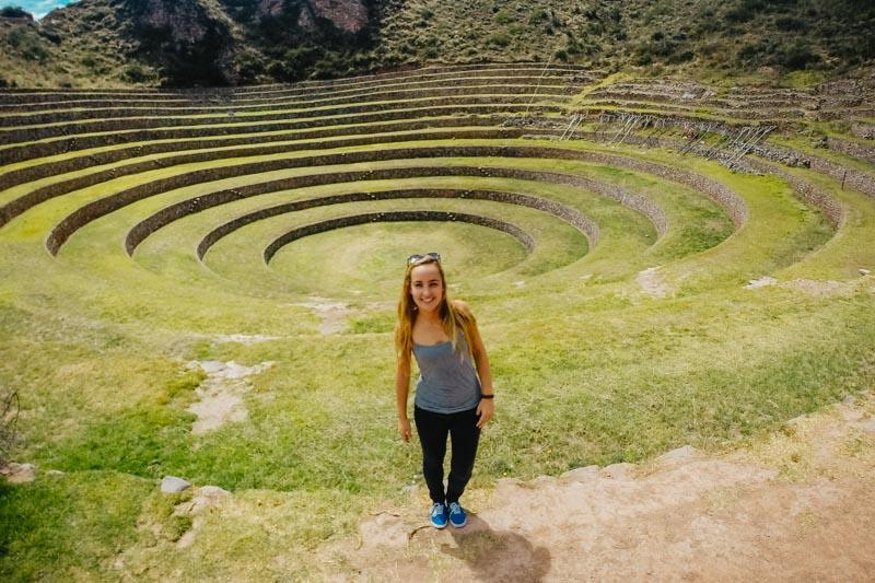 Moray Cusco Peru