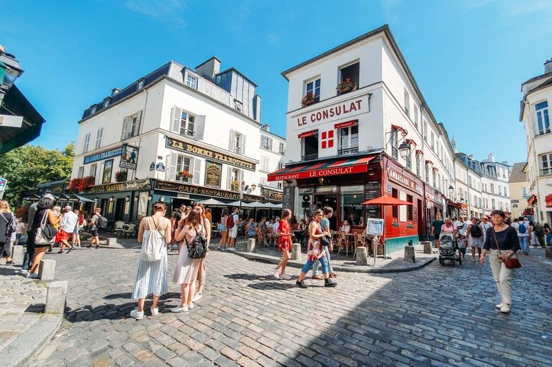 Le Consulat Montmartre
