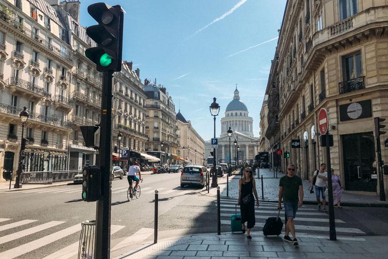quinto arrondissement