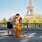 Pedido de casamento em Paris: confira os detalhes deste momento mágico!