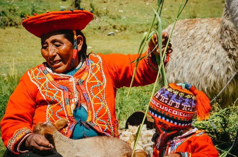 povo peruano