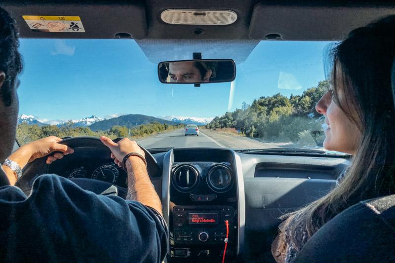 viagem de carro argentina