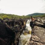 Como é a Trilha dos Cânions e Carioca, no Parque Nacional da Chapada dos Veadeiros