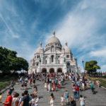 basilica de sacre coeur paris