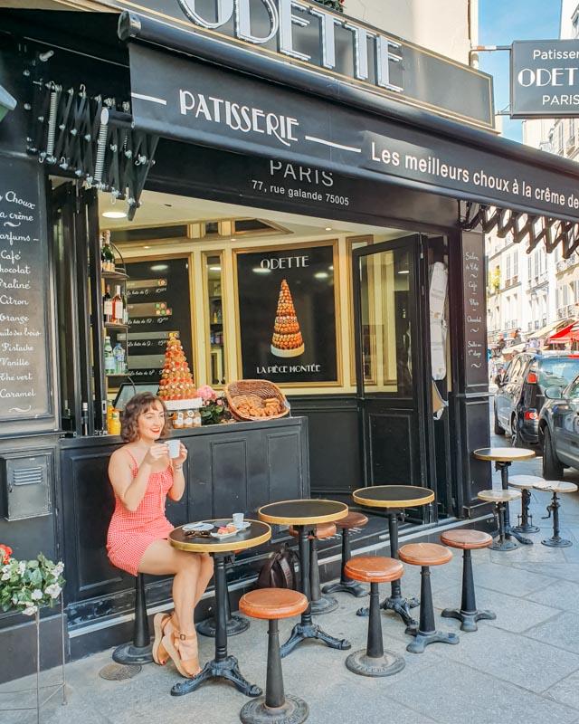 Café Odette Paris