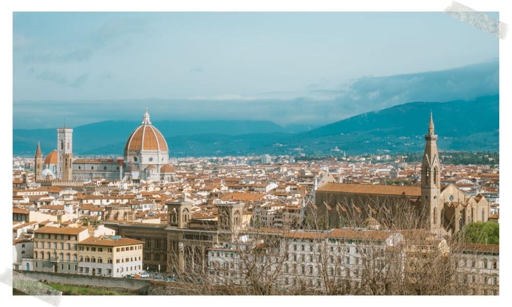 para onde viajar novembro itália