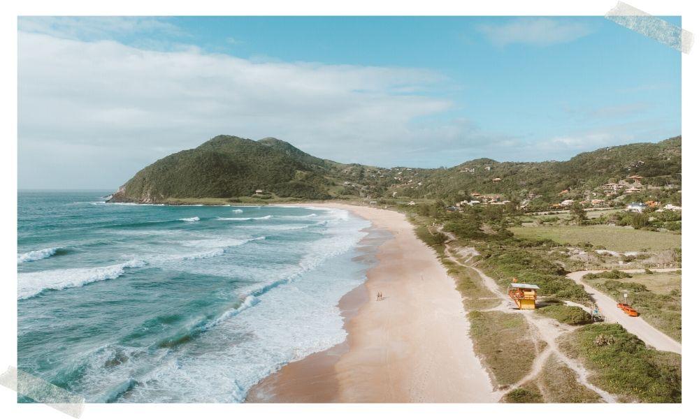 praia de santa catarina