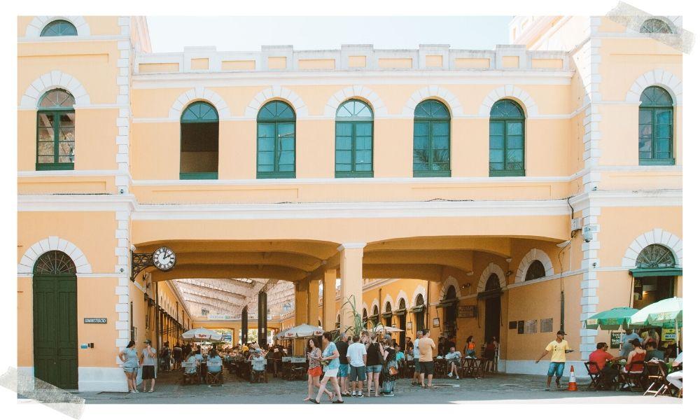 Mercado Público de Floripa