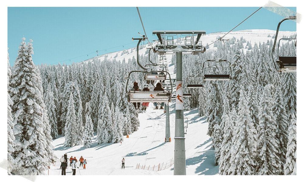 Suíça no inverno
