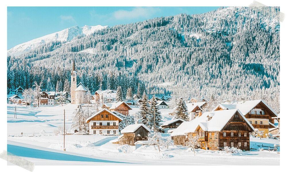 austria em dezembro
