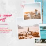 Para onde viajar em ABRIL: TOP destinos no Brasil e no exterior