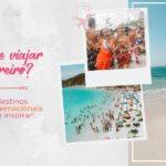 Para onde viajar em FEVEREIRO: TOP destinos no Brasil e no exterior