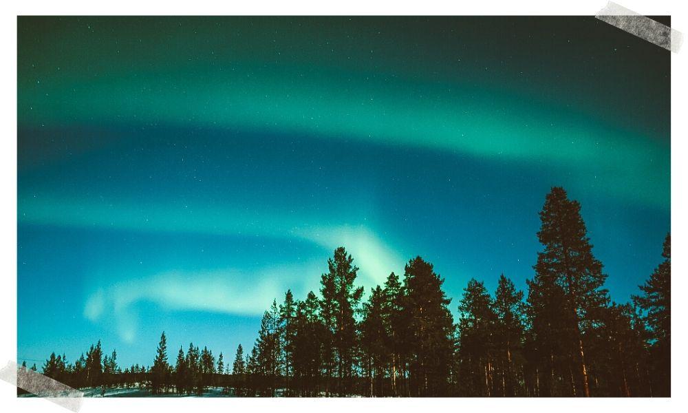 quando ver aurora boreal