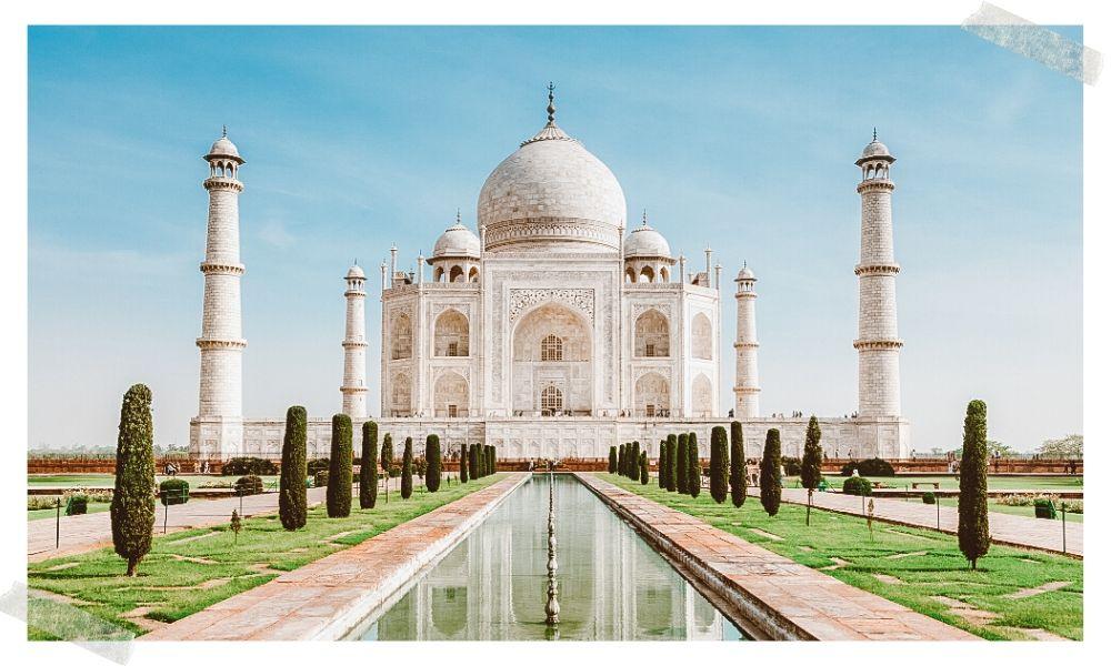 quando viajar para a india