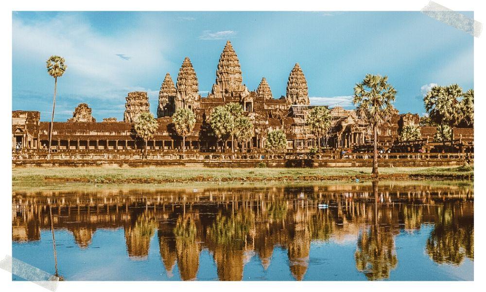 camboja em dezembro