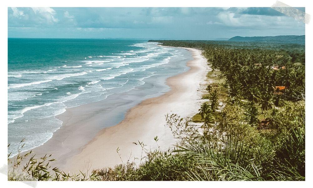 para onde viajar em fevereiro brasil