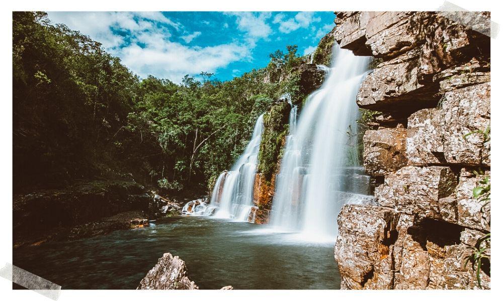 cachoeiras para conhecer em julho no brasil