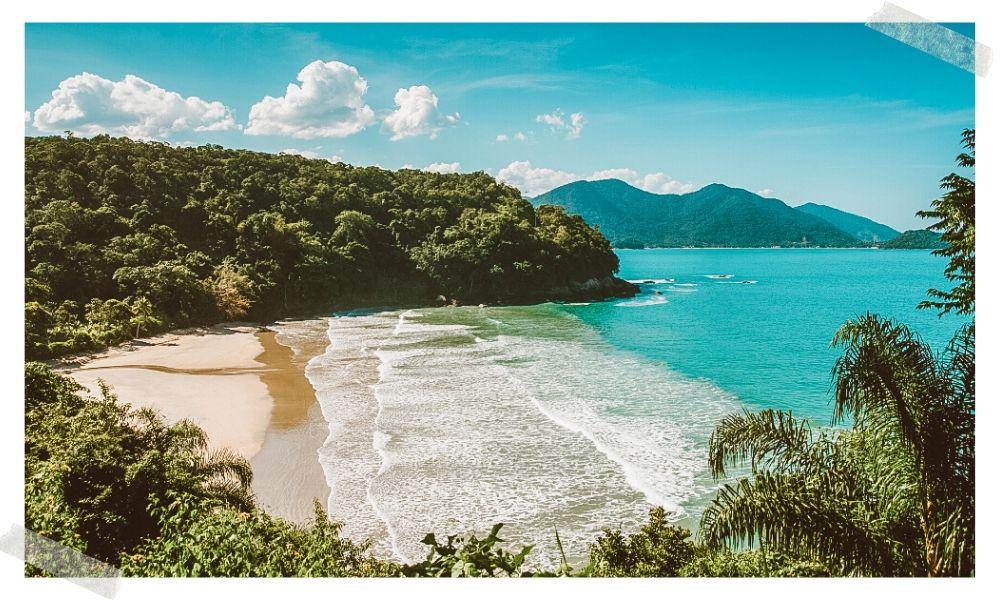 destino de praia brasil outubro