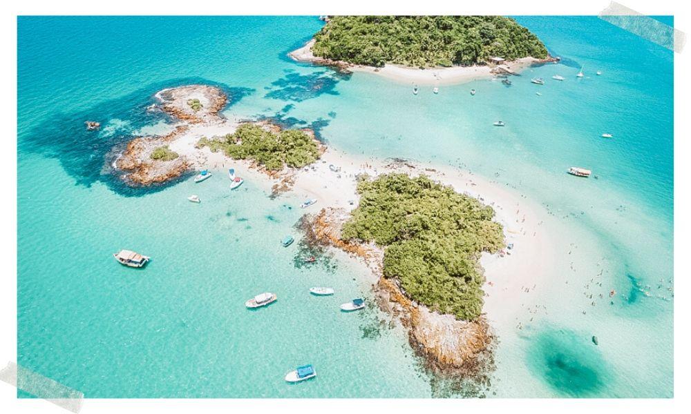 ilhas angra dos reis