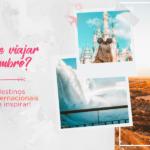 Para onde viajar em SETEMBRO: TOP destinos no Brasil e no exterior
