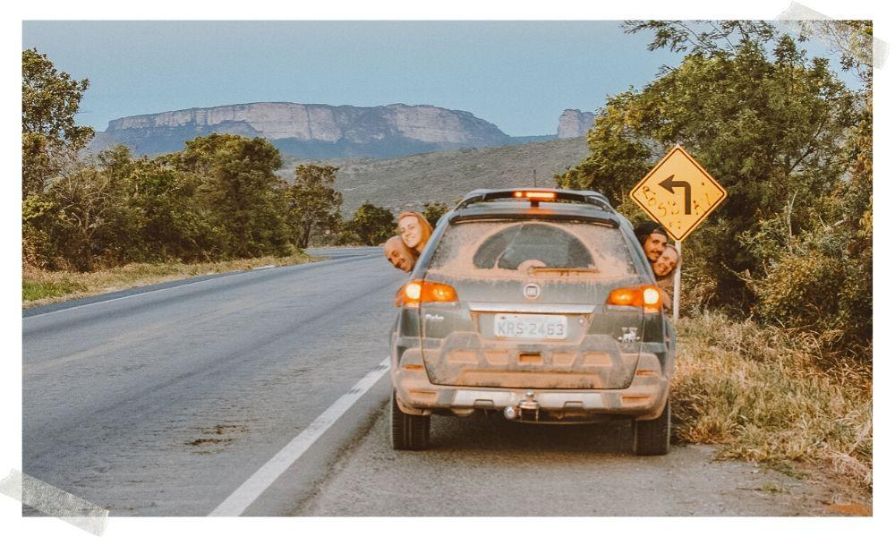 para onde viajar em outubro natureza