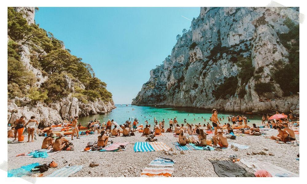 praias na europa em agosto
