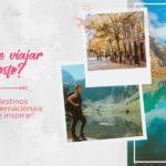top destinos para viajar em agosto