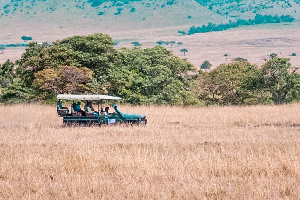 onde fazer safari no kruger