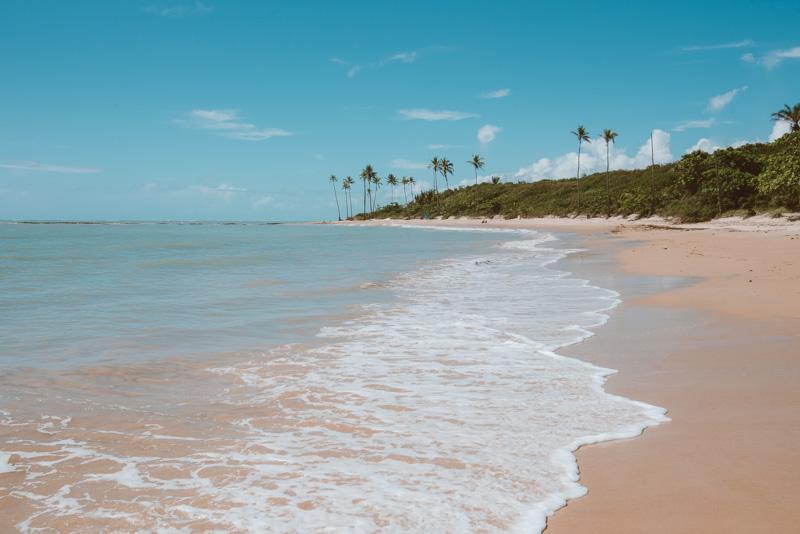 praia do moreira cumuruxatiba