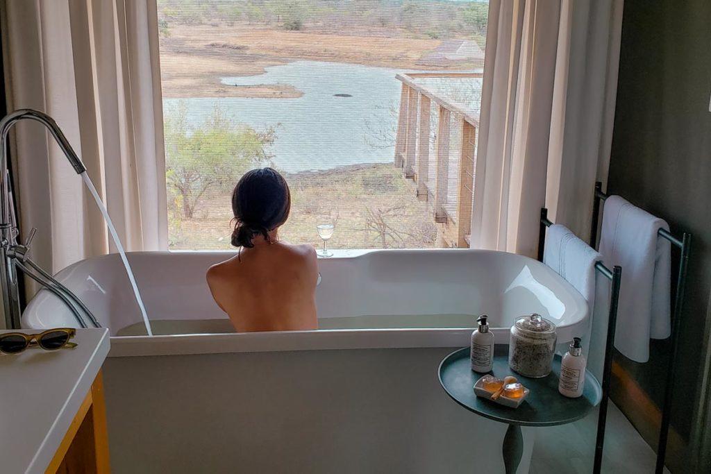 safari africa do sul acomodação