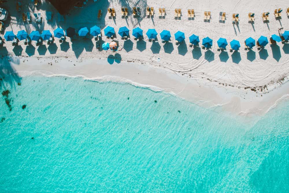 cancun praias isla mujeres