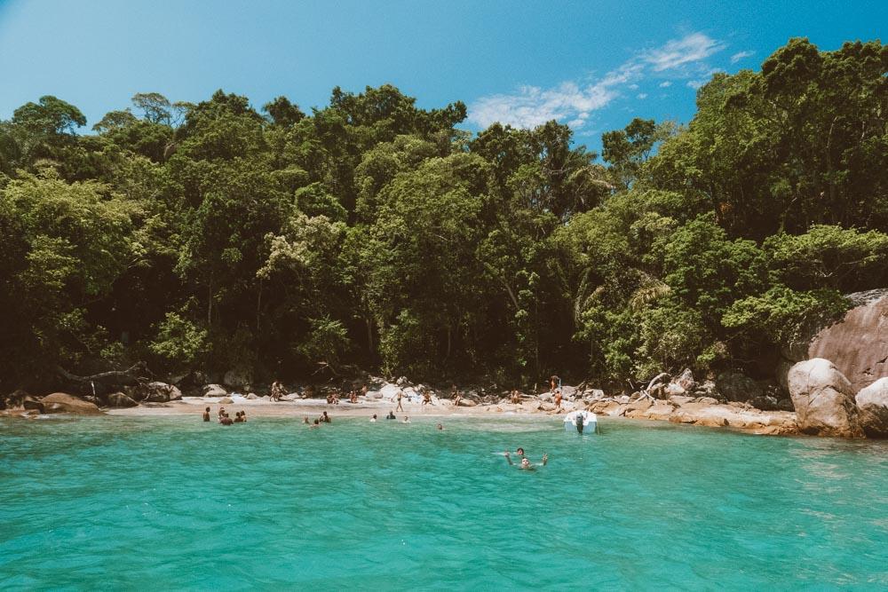 melhores praias ilha grande rio de janeiro