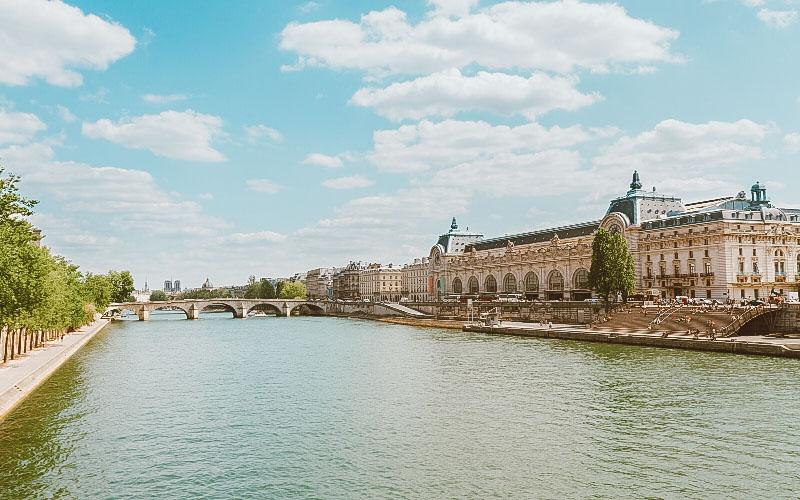 museus no paris pass