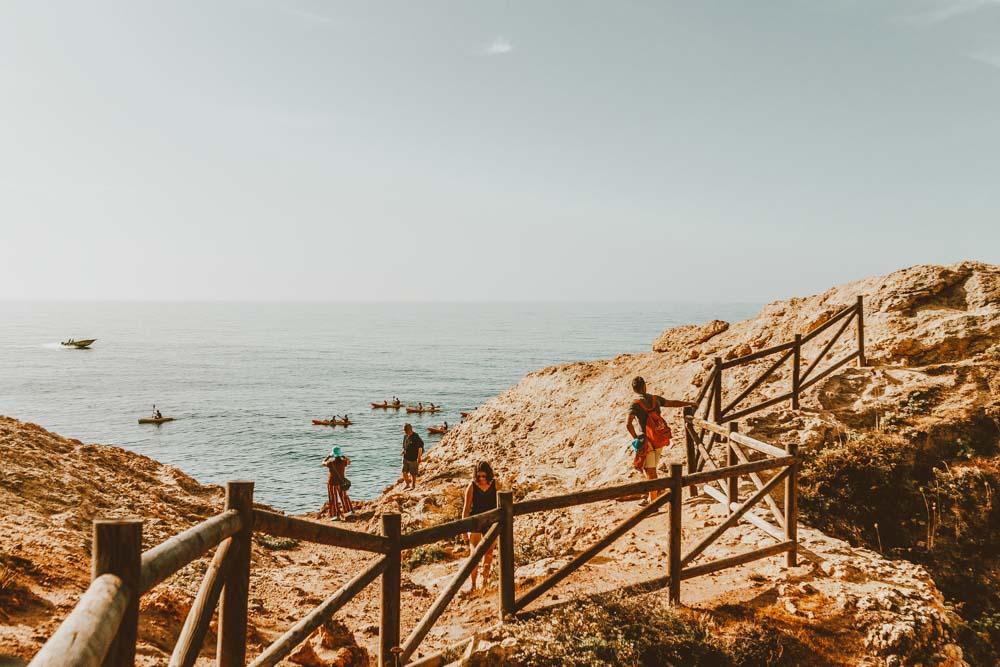 praias de portugal cais