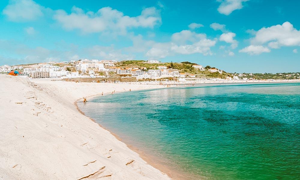 praias de portugal arelho