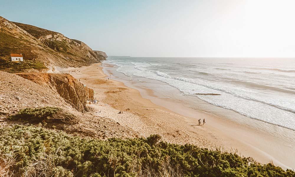 praias de portugal vicentina