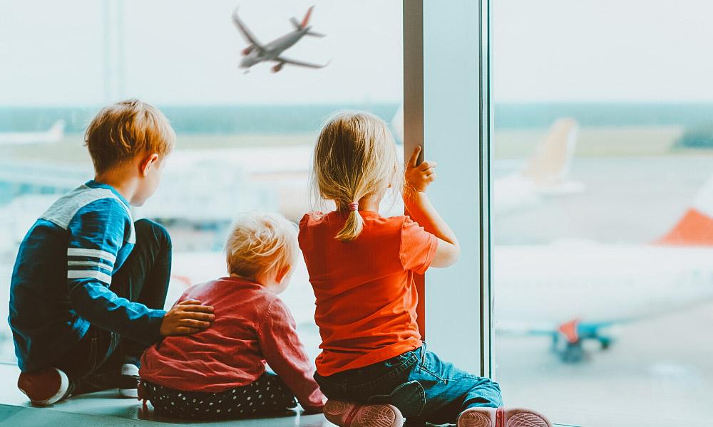 seguro viagem criança e bebe