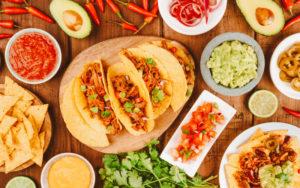 Jantar mexicano: receitas, ideias e dicas para seu jantar temático!