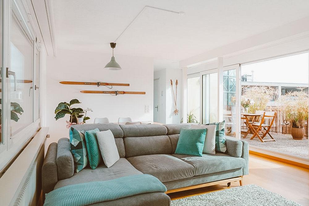 onde ficar em lucerna modern apartments