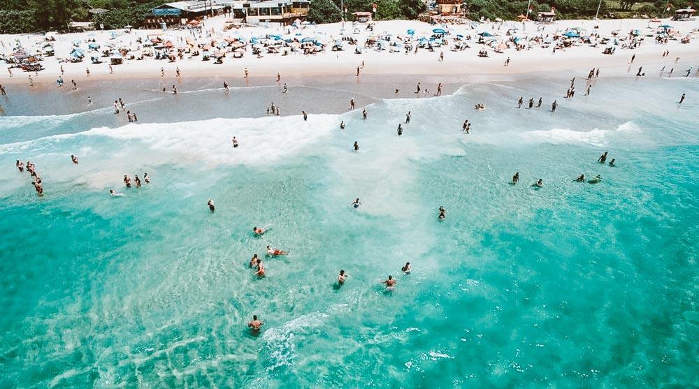 passeios em florianópolis praia do campeche