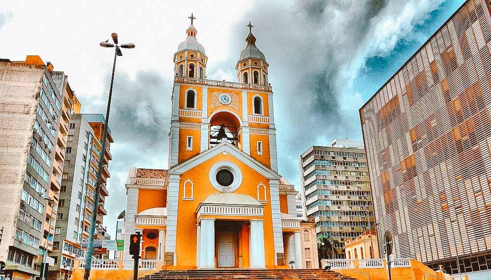 passeios em florianópolis catedral