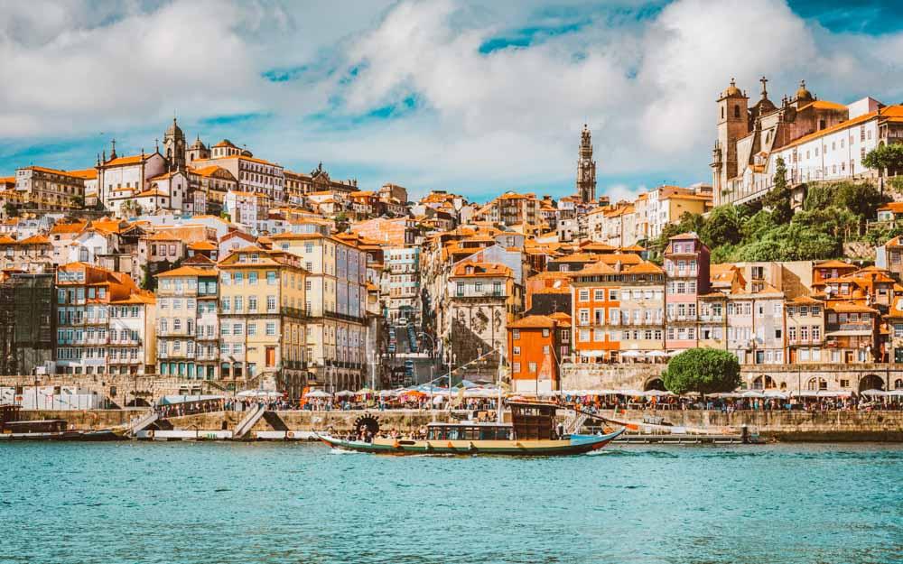 viagem carro portugal