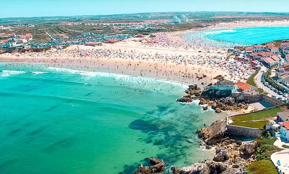 praias de portugal baleal